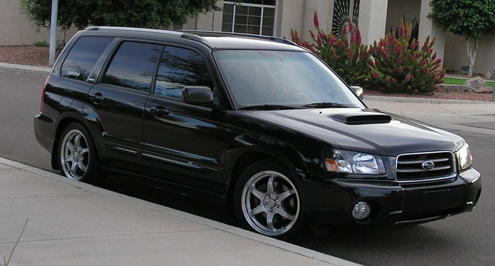 Black Forester Pictures Subaru Forester Owners Forum